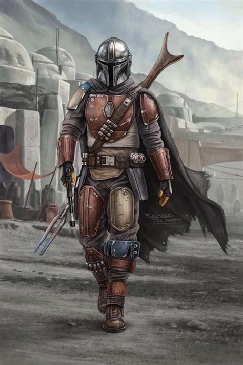Din Djarin   Star Wars Canon Extended Wikia   Fandom