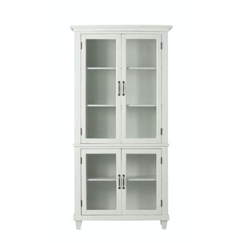 Home Decorators Collection Martin Ivory Glass Door