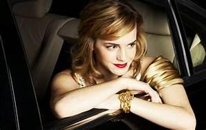 Emma Watson Jewelry Single Earrings Chunky Bracelets