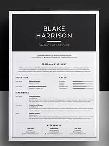50 awesome resume templates 2016 With awesome resume