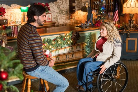 'Christmas Ever After' Lifetime Movie Premiere: Trailer ...