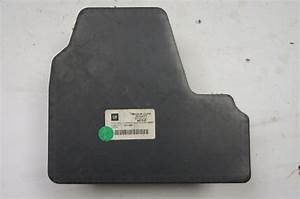 2006 Range Rover Light Cover 2004 2009 Cadillac Xlr Rear Floor Carpet Cover Panel Used