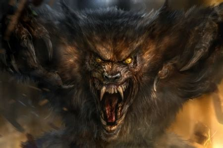 Real Scary Wolf Wallpaper by Abstract Background Wallpapers On