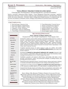visual artist objective resume graphic design contract sles studio design gallery best design