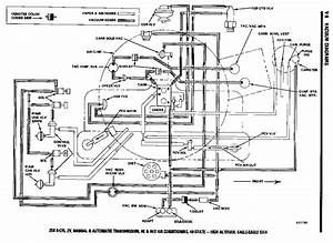 1986 Cj7 Vacuum Line Diagram