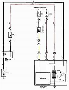 help 3902 sequoia alternator plug yotatech forums With 95 5 0 eec wiring diagram gif related posts for wiring diaghram of abs