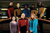 'Star Trek: The Next Generation' Cast Reunited For a Zoom Call