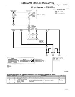 repair guides electrical system 2001 integrated