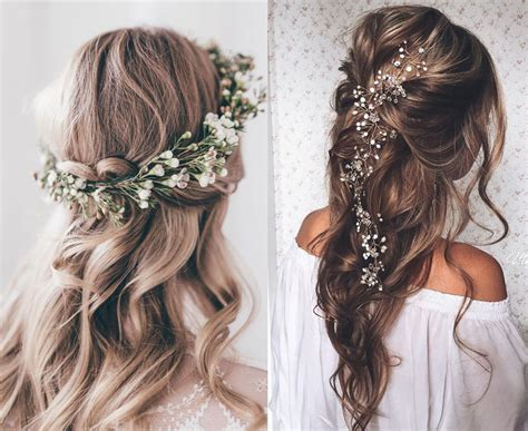 2017 Hair Trends Hairstyles For Rustic Wedding