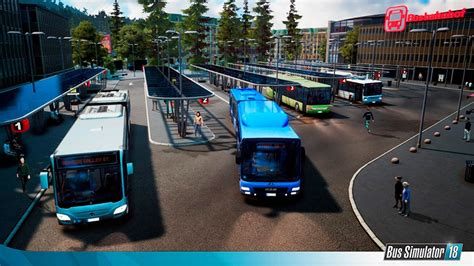 Anunciado Bus Simulator 18 Para Ps4 E Xbox One