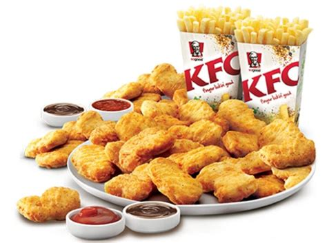 DEAL: KFC $15.95 Nuggets Party Pack with 30 Nuggets & 2 ...