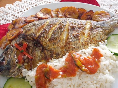 cuisine grill grilled fish recipe