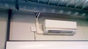 Installation D Une Climatisation : installation d 39 une pompe chaleur air air mitsubishi en gironde amilys ~ Nature-et-papiers.com Idées de Décoration