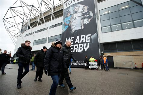 Timely Derby County boost emerges as duo take key step ...