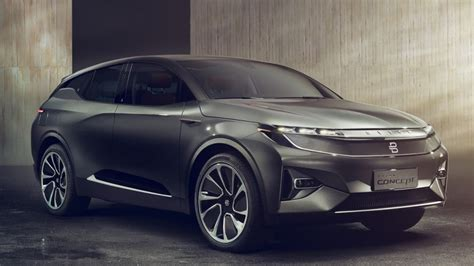 Chinesebacked Electric Car Startup Byton Woos Ces With