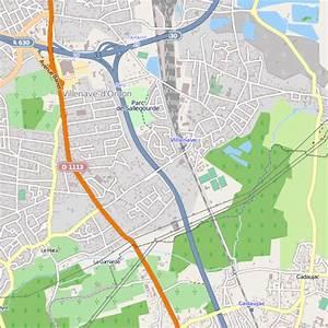 Citroen Villenave D Ornon : plan villenave d 39 ornon carte ville villenave d 39 ornon ~ Gottalentnigeria.com Avis de Voitures
