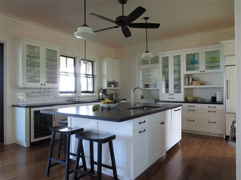 kitchen cabinet white house decorate beach house kitchen designs all about house design 109 | Pretty Beach House Kitchen Designs