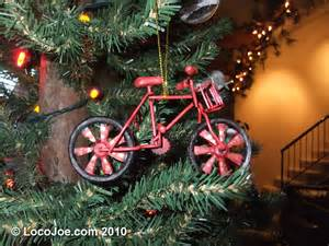 our bicycle christmas ornaments decorations our bicycle scrapbook