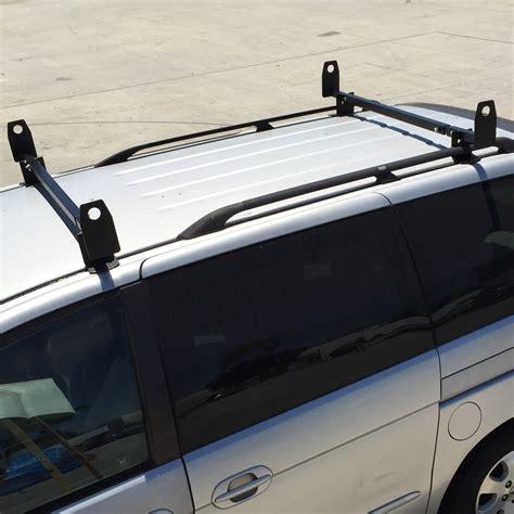 roof rack universal pair 60 quot universal roof mount gutterless ladder rack