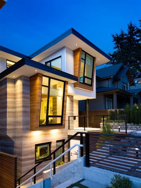 contemporary exterior design