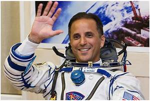 Pioneer Hispanic Astronaut Acaba to be Featured in Live ...
