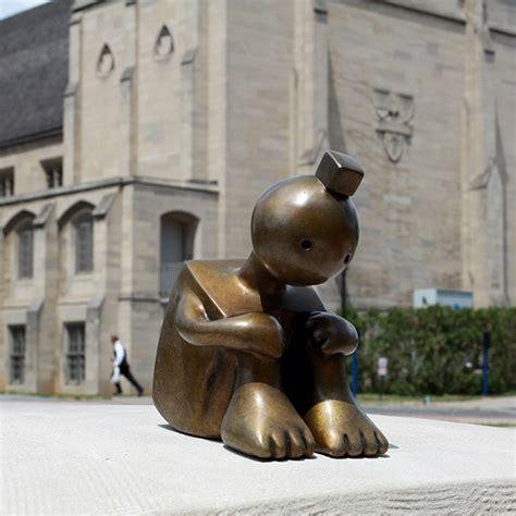 tom otterness   centennial sculpture park