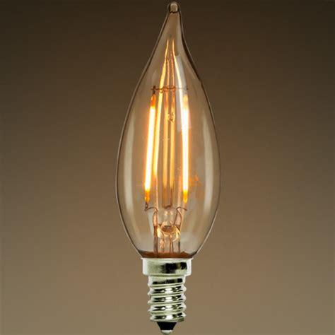 3 5w led chandelier bulb 2700k lifebulb 10109