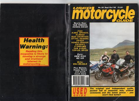 Used Motorcycle Guide
