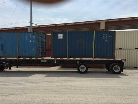 40ft Shipping Container Storage Container Conex Box In