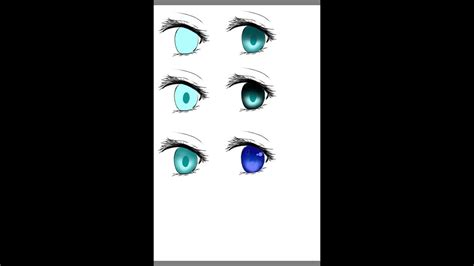 Coloring Tutorial Ibispaint by How To Draw An Eye On With Ibispaint X