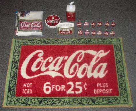 Coca Cola Rug Shop Collectibles Online Daily