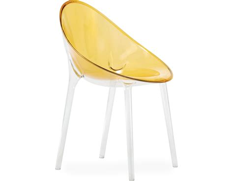 philippe starck chaise mr impossible chair hivemodern com