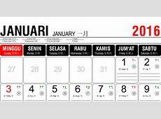 Template Kalender 2016 17 Editable Vector Corel CDR Ai PSD