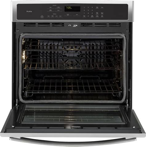 ge oven racks ge pt7050sfss 30 inch single electric wall oven with true