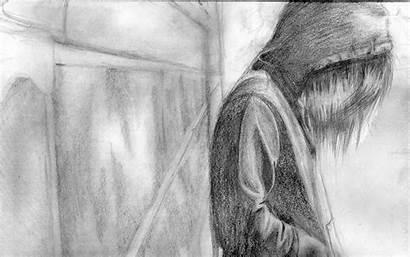 Pencil Drawing Sketch Drawings Paintingvalley
