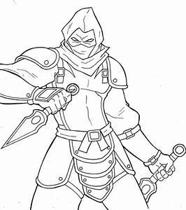 evil ninja by annyd on DeviantArt