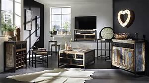 Vintage Wohnzimmer Möbel findet man bei Tosch-Home com