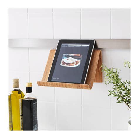tablette pour recette de cuisine rimforsa support tablette ikea