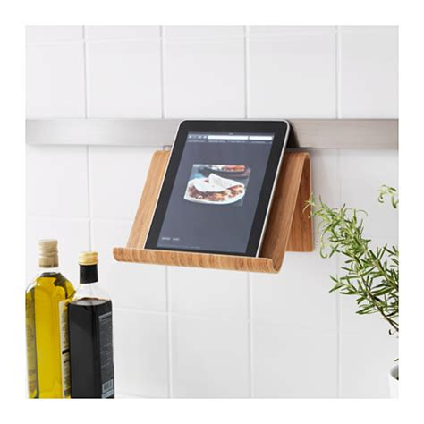 tablette cuisine ikea rimforsa support tablette ikea