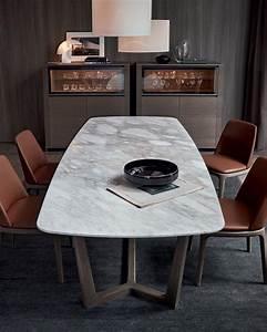 la table de salle a manger en 68 variantes archzinefr With table de salle a manger en marbre pour petite cuisine Équipée