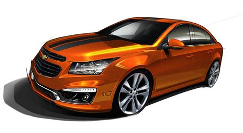 2014 Chevrolet Cruze Rs Plus Concept Review  Top Speed