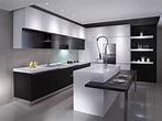 櫻花建材展廚具設計,打造完美開放式廚房-設計家 Searchome