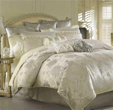 waterford linens tatiana platinum queen comforter msrp