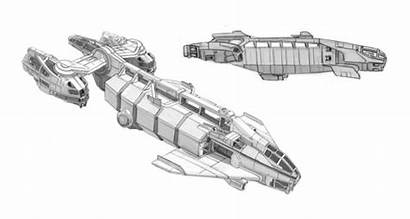 Caterpillar Star Citizen Drake Sketches Cat Concept