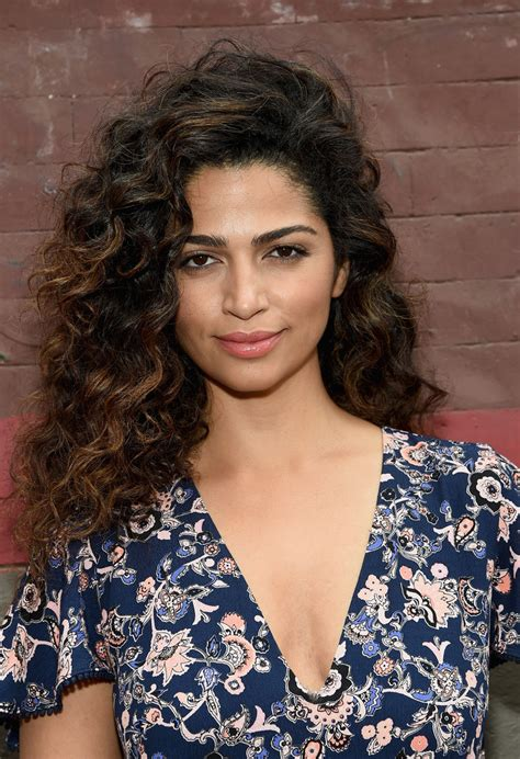 camila alves medium curls camila alves  stylebistro