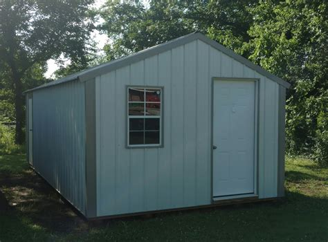 Builders Shed by Portable Buildings In Fort Smith Arkansas Ok Structures