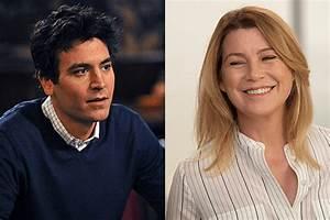 Josh Radnor is About to Romance Meredith on Grey's Anatomy ...