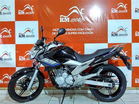 Yamaha Fazer ys 250 Preta 2015 | KM Motos | Sua Loja de ...