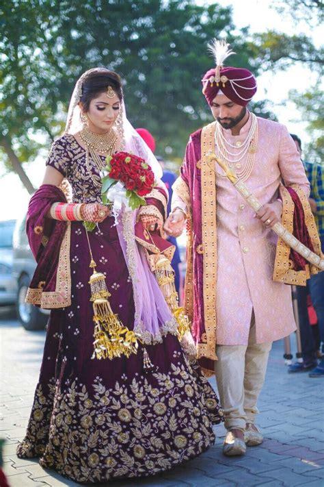 Pinterest Bhavi91 Indian Bridal In 2019 Punjabi