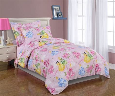 girls kids bedding twin sheet set princess